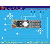 Quality Electrical Sealed Tactile Membrane Switch For Fan , LED Compents for sale