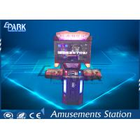 Indoor Amusement Sega Infrared Shooting Game Machines Coin Operated Manufactures