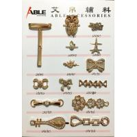 Fashion zinc alloy metal ornaments shoe accessories buckles for lady shoe hardware chain Manufactures