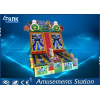 Quality 42 Inch Screen Small Bowling Arcade Machine With Clear Pictures Attractive Design for sale