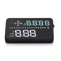 Audi A3 Universal Trip Computer 3.5 Inch Easy Protable GPS HUD Multi color LED Manufactures