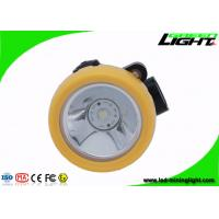 GL2-A Cordless Cap Lamp Industrial Miner Light For Undergound Work IP67 Manufactures