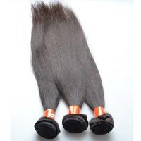 top Grade virgin indian straight remy hair extension 100% virgin human hair straight wave Manufactures