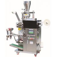 China Best quality single chamber BSIT-169  automatic Tea bag packing machine with tag and thread on sale