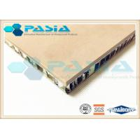 1200 mm width and 1200 mm length Sandstone Honeycomb Panel with Customized Thickness Manufactures