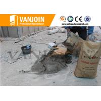Water Resistant High Tensile Strength Installation Accessories , Vanjoin Cement Mortar Manufactures