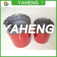 9mm 12mm 16mm Face Discharged Diamond Core Bits CDDA DCDMA Crealius Manufactures