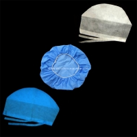 Factory Price Non Woven Fabric Disposable Surgical Doctor Cap Making Machine Manufactures