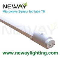 9W LED Infrared Tube Light With Microwave Sensor Manufactures