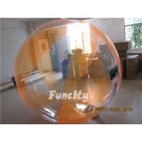 Colorful 0.8MM PVC Huge Human Sphere Inflatable Walk On Water Ball  for Kids Manufactures