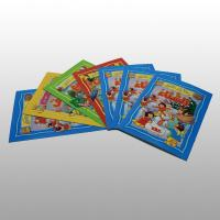 Quality Boardbook Binding Art Paper Coloring Book Printing , Full Clour Offset Printing for sale