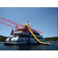 FreeStyle Cruiser Inflatable Water Slides Inflatable Water Slide For Boat Navigation Manufactures
