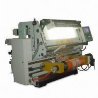 7145 Rewinding and Doctoring Machine with 250m/Minute Speed, 1,450mm Web Width, Shaftless Loading Manufactures
