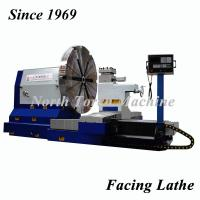 Big Head Facing In Lathe Machine For Shipyard Propeller High Performance Manufactures