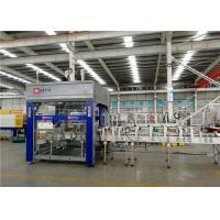 Cross coordinate case packer of  7cases/min and 336 cans/ case Manufactures