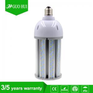 China ETL DLC listed 130lm/w 360 degree 30w led corn lamp 277v 110v corn bulbs E27 garden lights on sale