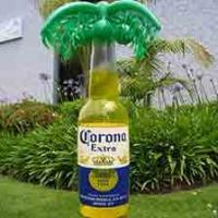 Big Commercial Fireproof PVC Custom Inflatable Beer Bottle Products Manufactures