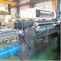 High Efficiency Glass Straight Line Beveling Machine Double Glazing Equipment,Straight-Line Glass Beveling Machine Manufactures