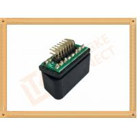 90 Degree Angle OBD Diagnostic Connector OBDII 16 Pin Male SOM014A Manufactures