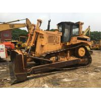 3 Years Warranty Caterpillar D7r Dozer , 3306 Engine Used Cat Dozers Manufactures