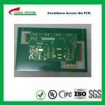 Aeronautics Printed Circuit Board 8L FR4 Immersion Gold + Hard Gold Quick Turn Pcb
