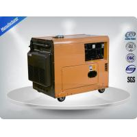 Quality Electric Starter Powerful Gasoline Generator Set Silent Less maintenance for sale