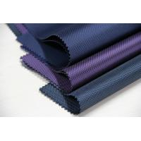 100% polyester 1680D PVC oxford fabric for bag use Manufactures
