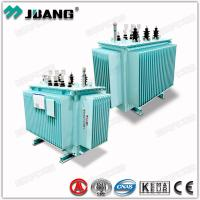 find three phase 11kv 100kva 380v oil immersed power transformer low loss high efficiency Manufactures