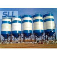 High Performance 50 Ton Cement Storage Silo With ISO / CE / SGS Certificate Manufactures