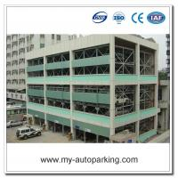 2-12 Floors Hydraulic/Automated/Automatic /Mechanical/Smart Puzzle Car Parking Systems/Machines/Garages/ Solutions Manufactures