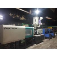 China High Efficiency 180 Ton Plastic Injection Molding Machine With Auxiliary Equipments / Production Line on sale