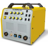 Professional Pulse AC DC Inverter TIG Welder Full Digitalized Control 498*328*302 Manufactures