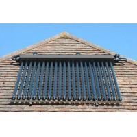 Buy cheap Heat pipe solar collector with solar keymark EN12975 certification from wholesalers