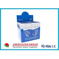 Individually Wrapped Portable Antibacterial Surface Wipes Thick And Durable Manufactures