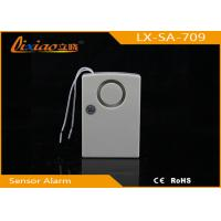 China PIR Motion Sensor Detector Home Alarm Systems Wireless On The Door on sale