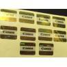 Genuine Original Canon Hologram Canon Security Label for Canon Toner Cartridge Ink Cartridge Anti Counterfeiting Sticker Manufactures