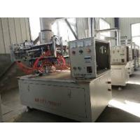 Die Moulds Side Blowing PP PE Plastic Blow Moulding Machine for Blow Molded Bottles Manufactures