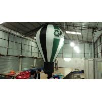 Human Inflatable Advertising Balloons / Inflatable Ground Balloon Manufactures