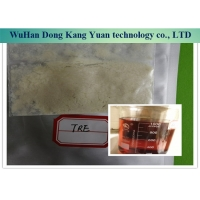 99% Purity Yellow 10161-33-8 Trenbolone Enanthate Powder For Muscle Building