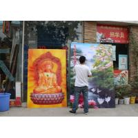 China Promotional gift 3d lenticular printed plastic picture animation flip 3d lenticular printing jesus picture on sale