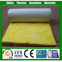 China 5% Discount Price Glass Wool Blanket Insulation on sale
