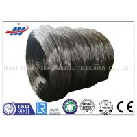 Flat High Carbon Steel Wire Black Annealed Steel Wire 0.65-4.0mm Gauge Manufactures