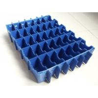 Beautiful Polyethylene / Polypropylene Plastic Divider Sheets Corrugated Carton Partition Manufactures