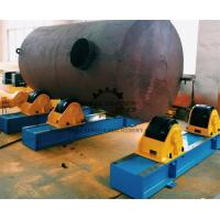 40T Convenyional Tank Turning Rolls For Pipe Tank Vessel Boiler Industry Manufactures