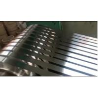 Thin Polished Aluminum Strips , Aluminum Strip Roll For Channel Letterc Manufactures