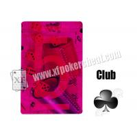 Plastic Playing Cards Bonus Invisible PlayingCards For Contact Lenses Poker Cheat Manufactures