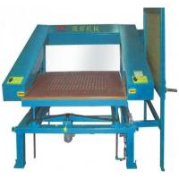 Manual PU Foam CNC Cutting Machine For Special Shaped Slicing Foam and Sponge Manufactures