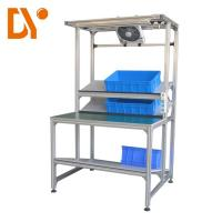 DY400 Standard Assembly Workbench With Lean Tube / Aluminium Profile Manufactures