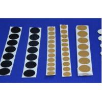 Industrial Strength Hook and Loop Sticky Dots Double Sided Adhesive Tape Manufactures