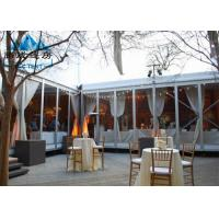 Waterproof Tents For Outdoor Events , 30M * 45M Party Canopy Tent Manufactures